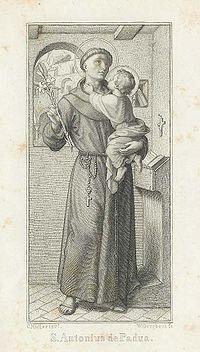 святий Антоній з Падуї