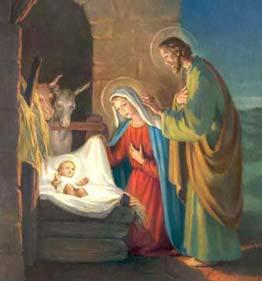 Третя радісна таємниця. Різдво Христове