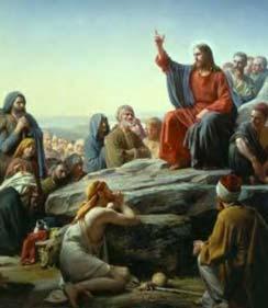 Третя світла таємниця. Проповідь Царства Божого, заклик до покаяння