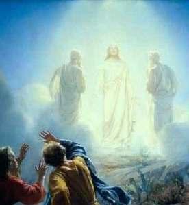 Четверта світла таємниця. Преображення Господнє