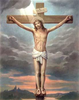 П'ята скорботна таємниця. Розіп'яття Ісуса Христа