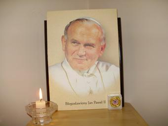 Літанія до святого Йоана Павла ІІ