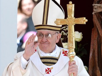 Послання Папи Франциска на Великий Піст 2014