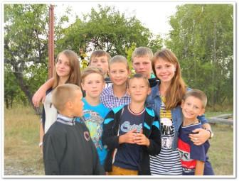 Оазова зустріч для дітей в Баранівці