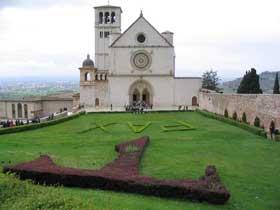 Базиліка св. Франциска (сучасне фото).