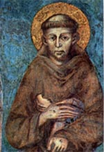 Франциск був настільки людиною молитви, що з радістю молився навіть за все творіння і разом з ним.