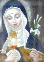 Свята Клара з Ассізі