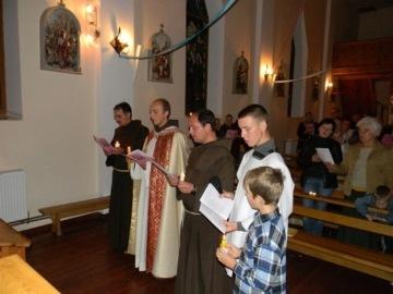 Транзітус Спогад блаженної смерті Св. Франциска