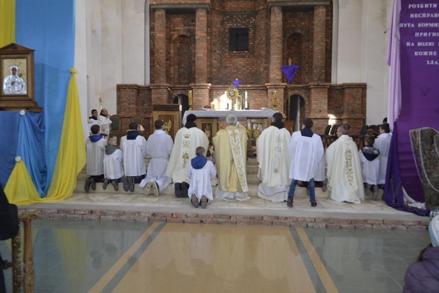 Престольне свято храму святого Йосифа Обручника